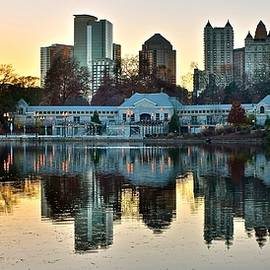 Frozen in Time Fine Art Photography - Atlanta Panoramic