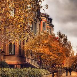 Joann Vitali - Autumn in Boston