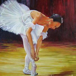Elena Oleniuc - Ballerina