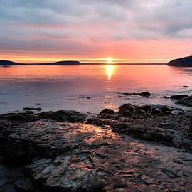 Stephen  Vecchiotti - Bar Harbor Sunrise