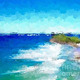 Anthony Fishburne - Beach day