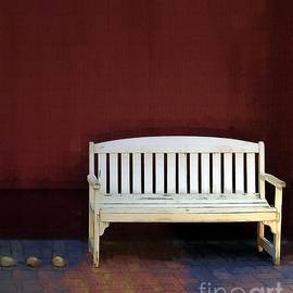 RC deWinter - Bench by the Barn