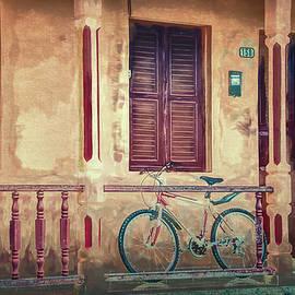Claude LeTien - Bicycle On A Porch 3