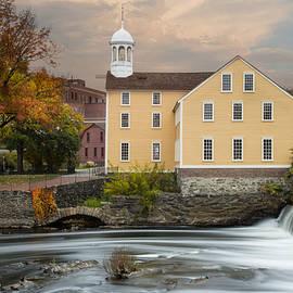 Robin-lee Vieira - Blackstone River Mill