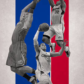 BLAKE GRIFFIN LOS ANGELES CLIPPERS - Joe Hamilton