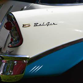 Dean Ferreira - Blue and White Bel Air