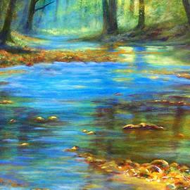 Glenda Stevens - Blue Lake