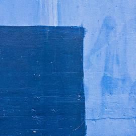 Blue paint - Tom Gowanlock
