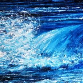 Dimitra Papageorgiou - Blue Waves