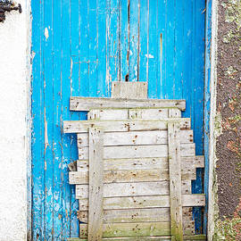 Boarded up door - Tom Gowanlock