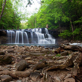 Amy Jackson - Brush Creek Falls