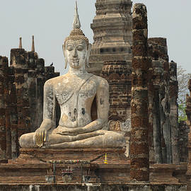 Bob Christopher - Buddha at Sukhothai