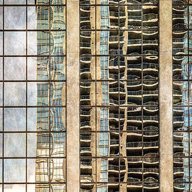 Claude Sassoon - Building Reflection