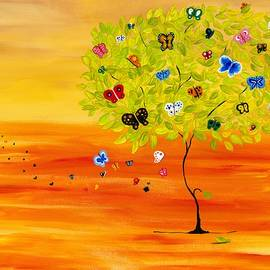 Yvonne Carter - Butterfly Tree