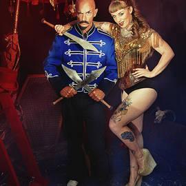 Cabaret Performers - Amanda Elwell