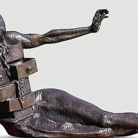Salvador Dali - Cabinet Anthropomorhic