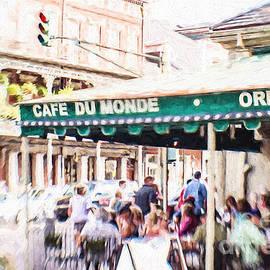 Scott Pellegrin - Cafe Du Monde