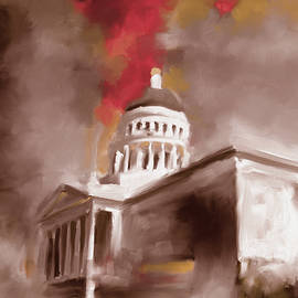 California State Capitol Building 556 3 - Mawra Tahreem