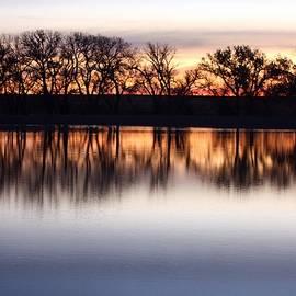Robert Smitherman - Calm Sunset