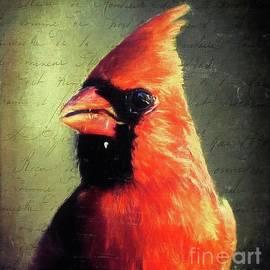 Tina LeCour - Captivating Cardinal