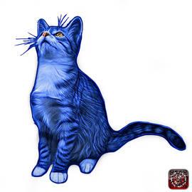 James Ahn - Cat Art - 3771 WB