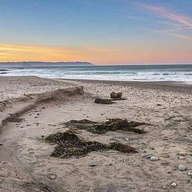 Patti Deters - Cayucos State Beach Sunrise