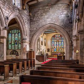 Church Light - Adrian Evans