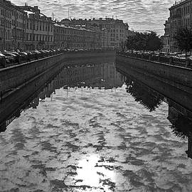 Alex Galkin - City Reflected In The Water Channels
