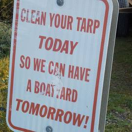 Patti Walden - Clean Your Tarp