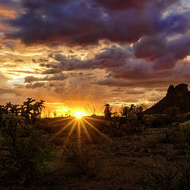 Saija Lehtonen - Colorful Sonoran Skies