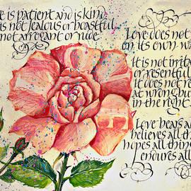 Dave Wood - 1 Corinthians 13