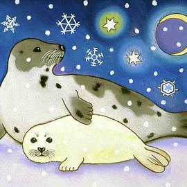 Cosmic Seals - Cathy Baxter