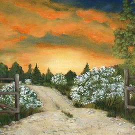 Anastasiya Malakhova - Country Road