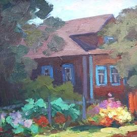 Anna Shurakova - Cozy corner