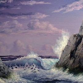 John Cocoris - Crashing Wave