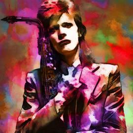 Sergey Lukashin - David Bowie 003
