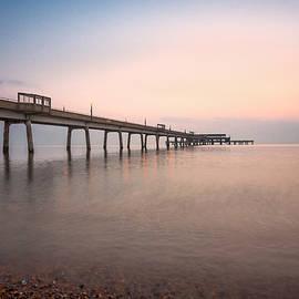 Deal Pier Sunrise - Ian Hufton