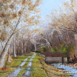 Cindy Roesinger - Delaware Canal II