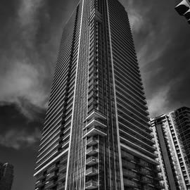 Lance Vaughn - Downtown Toronto 002 BW
