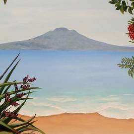 Anne Gardner - Dreaming of Rangitoto