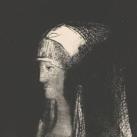 Druidesse - Odilon Redon