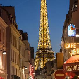 Eiffel Tower - Juli Scalzi