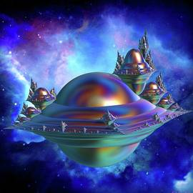Lilia D - Encapsulated Space city