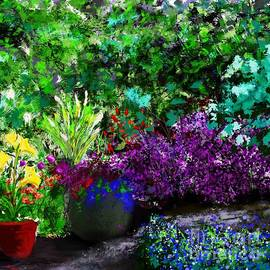 Karen Harding - English Country Garden