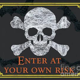 Enter At Your Own Risk  - Debbie DeWitt