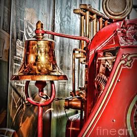 Paul Ward - Fireman - The Fire Bell