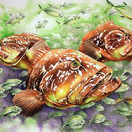 William Love - Fish Bowl