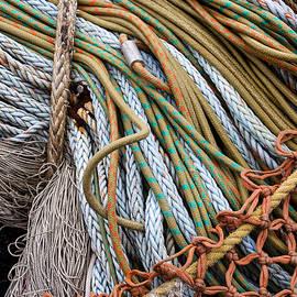 Fishing Nets - Carol Leigh