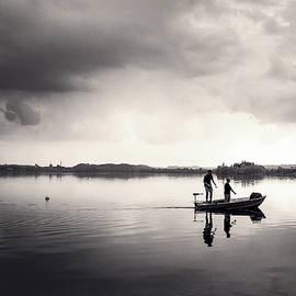 Alfio Finocchiaro - Fishing time