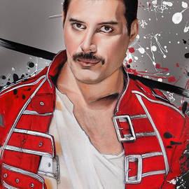 Melanie D - Freddie Mercury